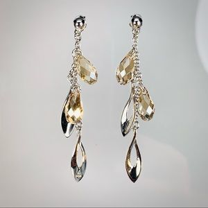Jewelry - 925 Sterling Silver Drop Earrings